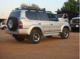 Багажник ARB Toyota Land Cruiser 90