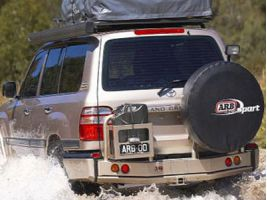 Бампер задний ARB Toyota Land Cruiser 100