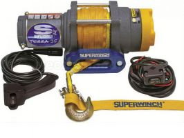 Лебедка Superwinch Terra 35 SR ATV