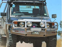 Бампер передний ARB COMMERCIAL Toyota Land Cruiser 70
